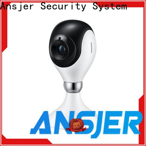 Ansjer cctv intercom wireless ip camera outdoor supplier for indoors or outdoors
