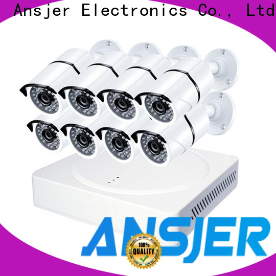 durable 1080p surveillance system cameras series for office