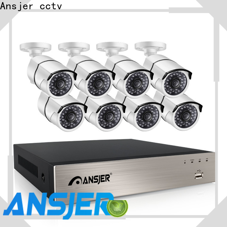 Ansjer cctv alert 5mp nvr wholesale for indoors or outdoors