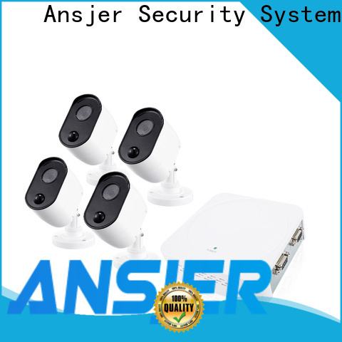 Ansjer cctv dvr 1080p security camera system manufacturer for surveillance