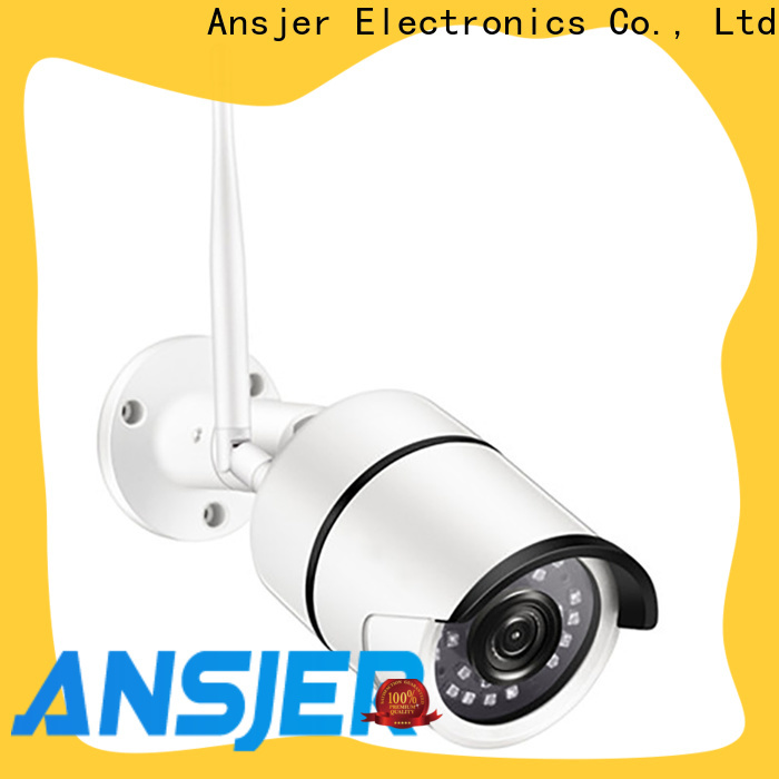 Ansjer cctv high quality ip cctv camera wholesale for indoors or outdoors
