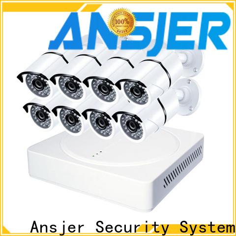 Ansjer cctv surveillance 5mp surveillance system supplier for surveillance
