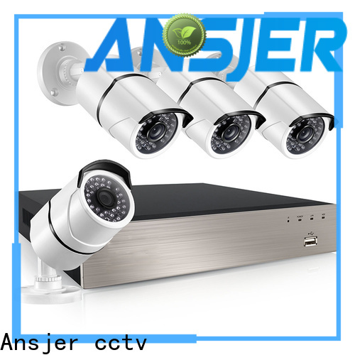 Ansjer cctv electric 1080p poe nvr wholesale for indoors or outdoors