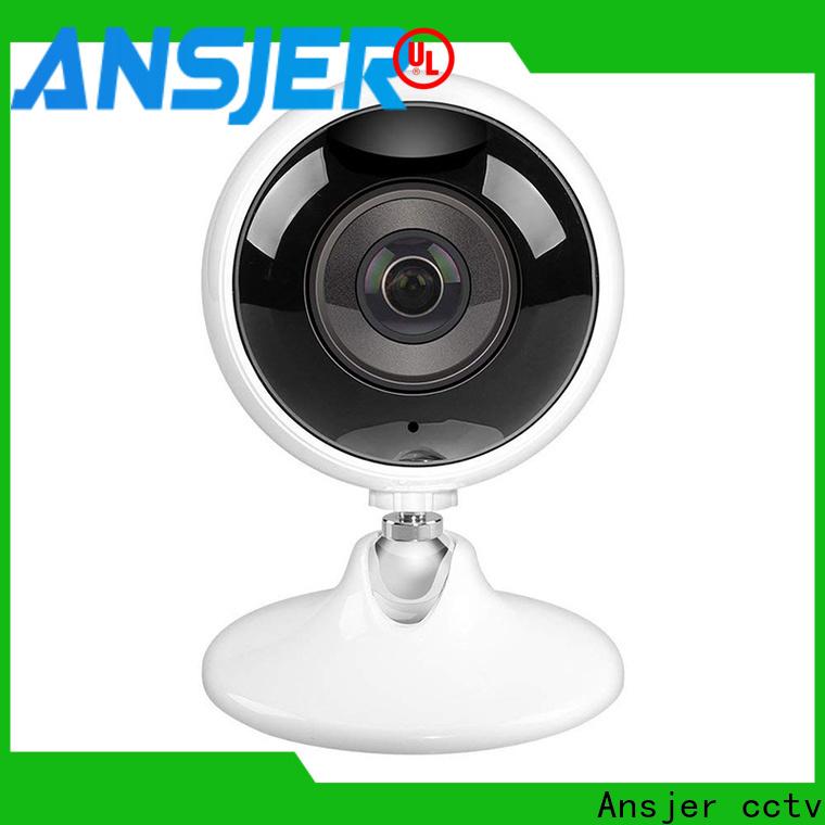 Ansjer cctv lens home ip camera manufacturer for home