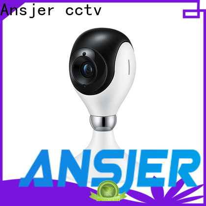 Ansjer cctv lens wireless ip camera series for office