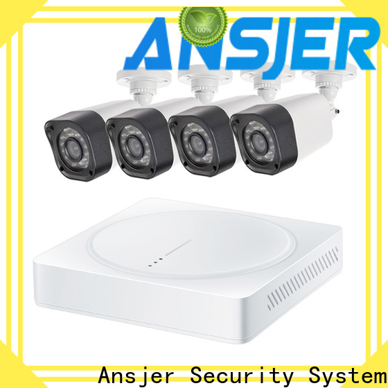 high quality 720p surveillance camera system ansjer supplier for office