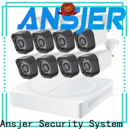 Ansjer cctv ansjer 720p security camera system supplier for surveillance