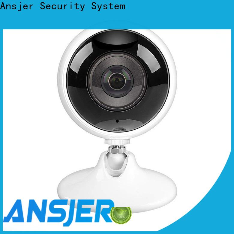 Ansjer cctv panoramic wifi ip cctv camera supplier for surveillance