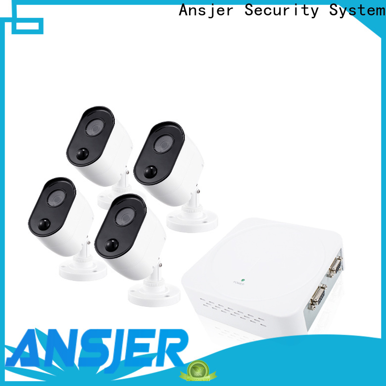 1080p cctv camera system pir wholesale for office