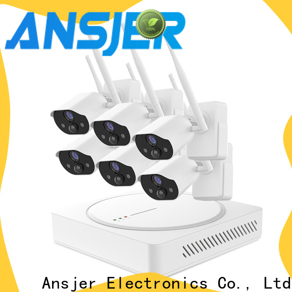 Ansjer cctv full simply smart home security supplier for surveillance
