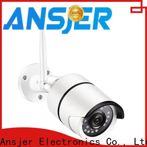 Ansjer cctv monitoring ip surveillance camera manufacturer for office