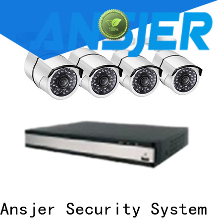 Ansjer cctv email ip camera poe 1080p manufacturer for surveillance