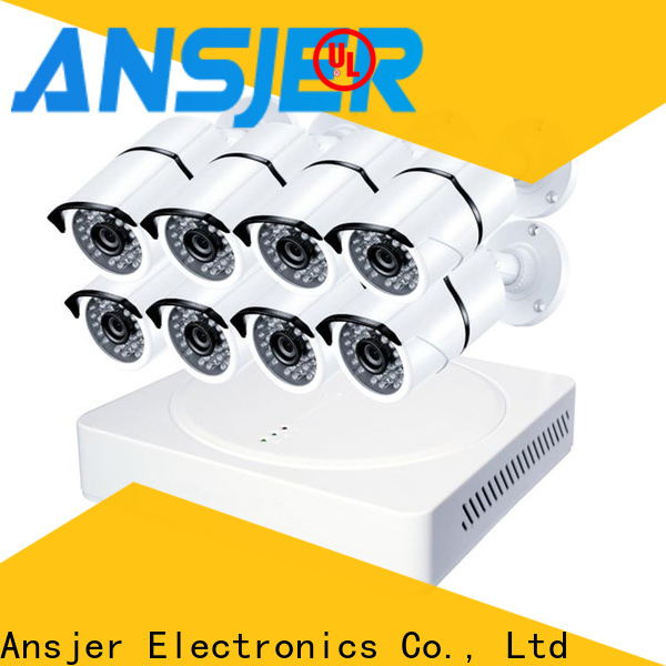 Ansjer cctv smartphone 2k security camera system supplier for home