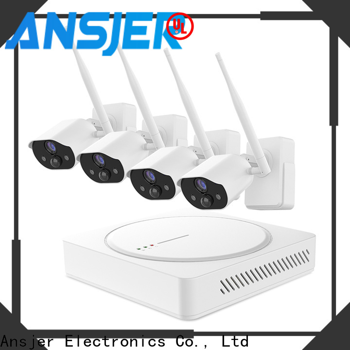 Ansjer cctv smart home monitoring system wholesale for home