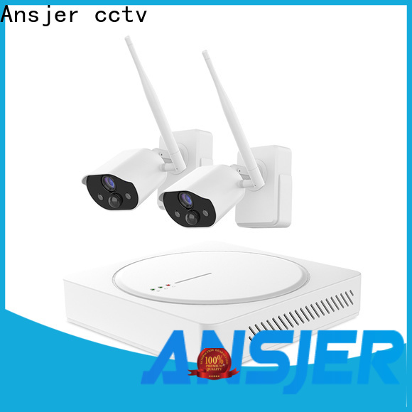 Ansjer cctv smart home surveillance systems manufacturer for home
