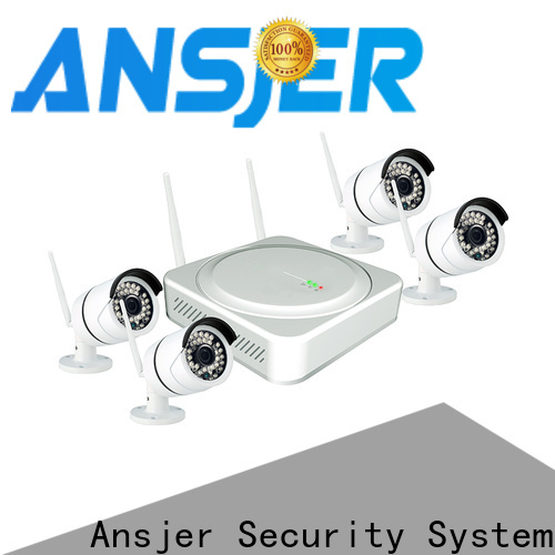 Ansjer cctv video 2k wireless security camera manufacturer for indoors or outdoors