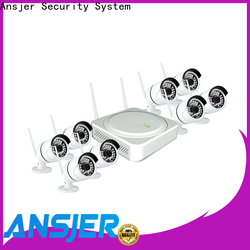 Ansjer cctv security 1080p wireless security camera wholesale for indoors or outdoors