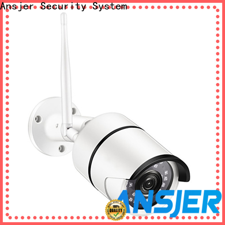 Ansjer cctv home outdoor ip camera wifi manufacturer for home