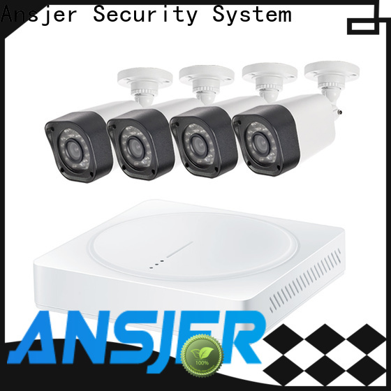 Ansjer cctv internet 720p camera system supplier for office
