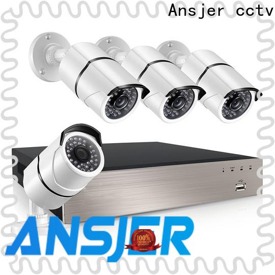 5mp poe ip camera nvr supplier for surveillance