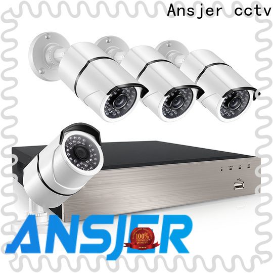 Ansjer cctv poe ip camera 5mp poe wholesale for indoors or outdoors