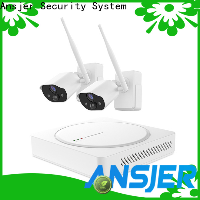 best smart home security system weatherproof supplier for home