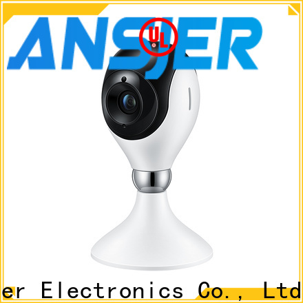 Ansjer cctv ip surveillance camera supplier for indoors or outdoors