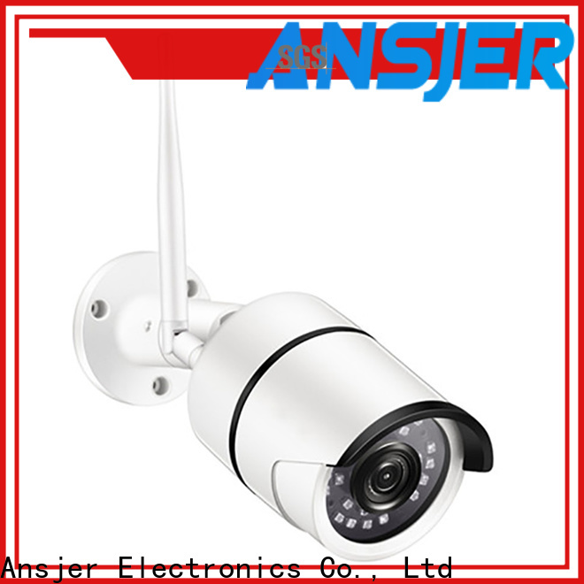 Ansjer cctv security best wireless ip camera wholesale for surveillance