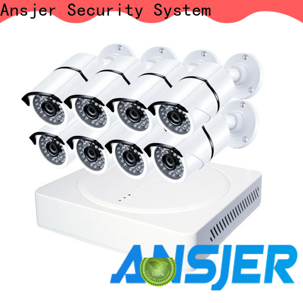 electric 5mp surveillance system system wholesale for indoors or outdoors