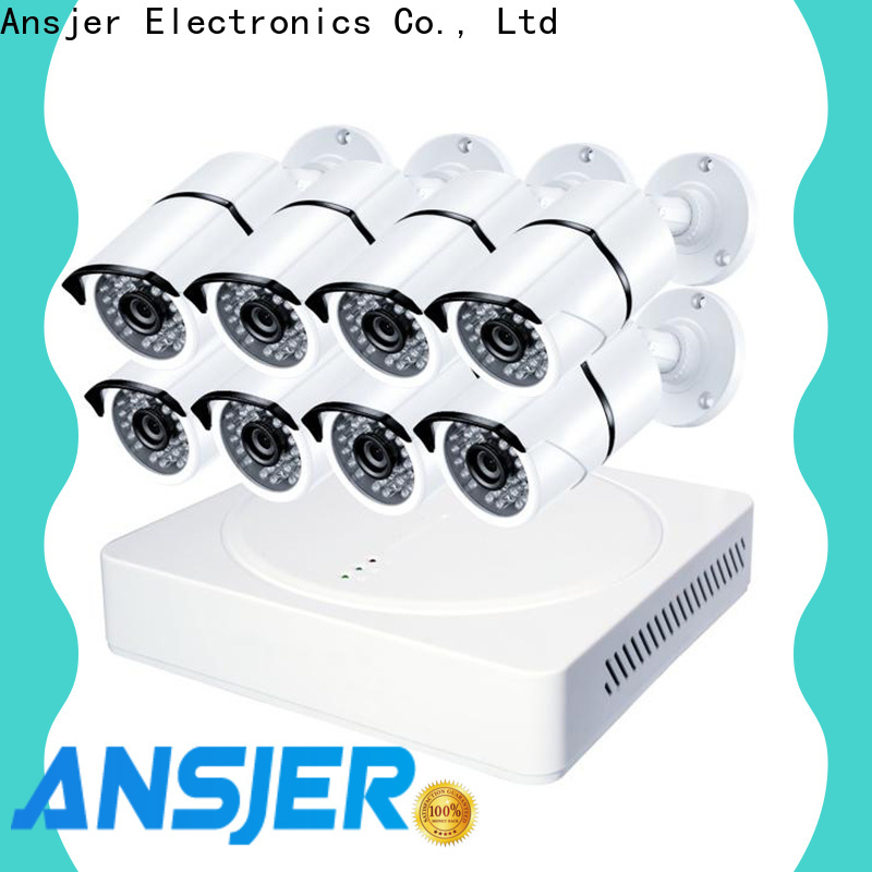 Ansjer cctv home 2k ip security camera system supplier for home