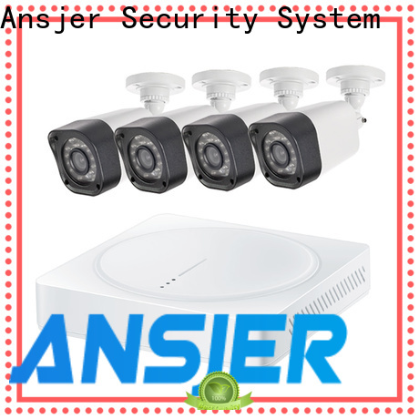 Ansjer cctv electric 720p security camera system manufacturer for office