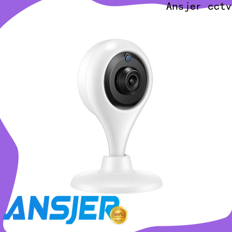 Ansjer cctv durable best outdoor ip camera supplier for indoors or outdoors