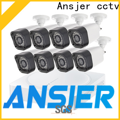 Ansjer cctv alert 720p security camera system wholesale for surveillance