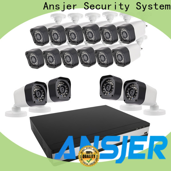 Ansjer cctv email 720p camera system wholesale for surveillance