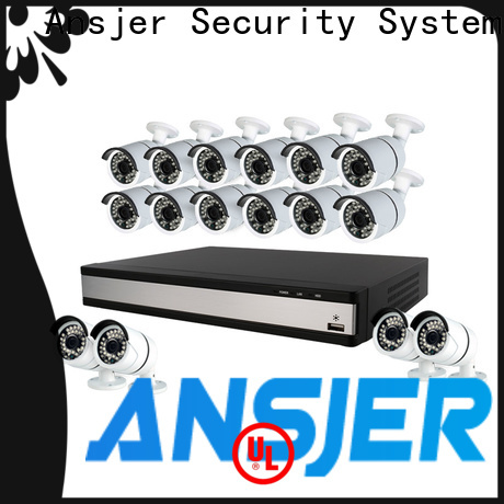 electric 1080p hd security camera system channel manufacturer for surveillance