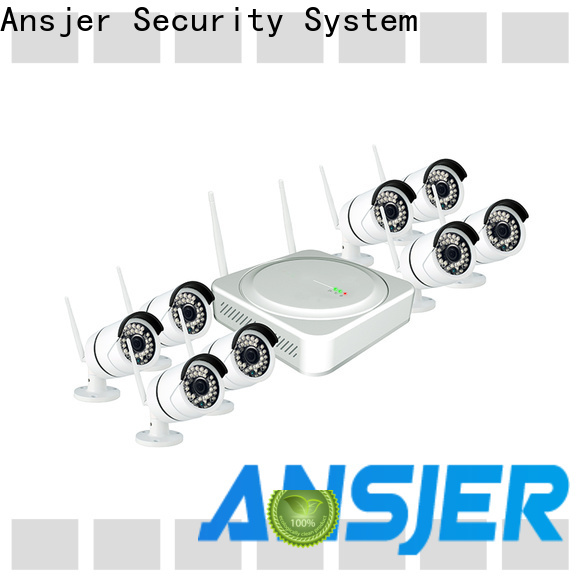 Ansjer cctv internet 1080p wireless security camera wholesale for surveillance