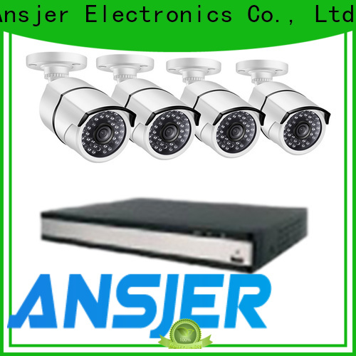 Ansjer cctv alert poe ip camera 1080p manufacturer for home