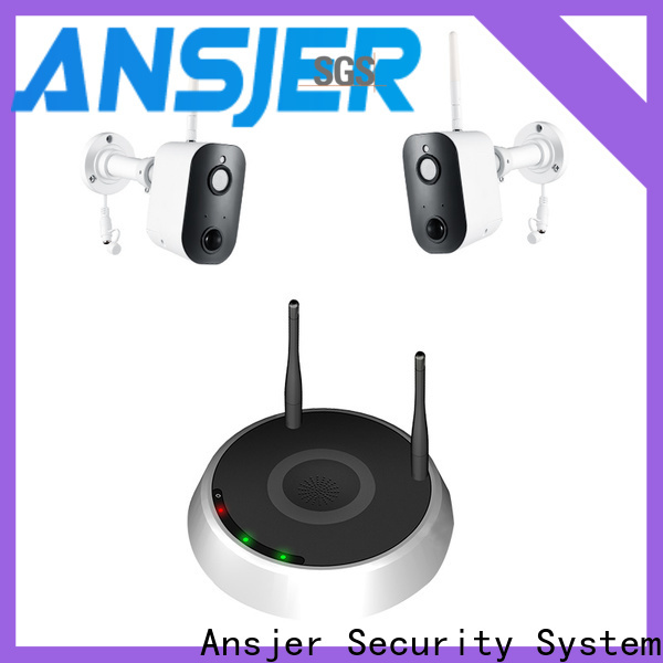 high quality smart home monitoring system security manufacturer for home