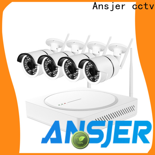 durable wireless cctv system video series for surveillance