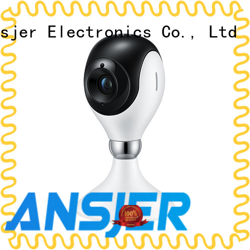 Ansjer cctv monitor wifi ip cctv camera supplier for office