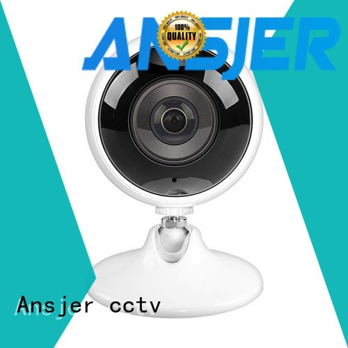 Ansjer cctv tilt best wireless ip camera series for surveillance