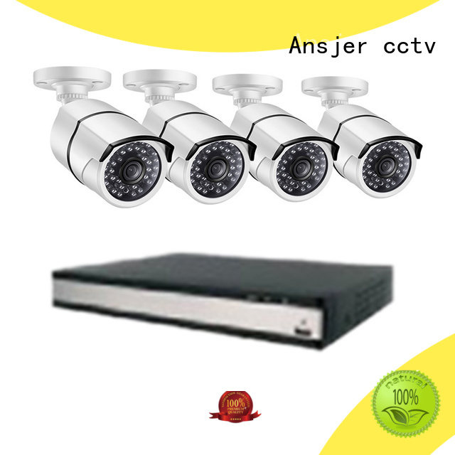 night security camera ultra for indoors or outdoors Ansjer cctv