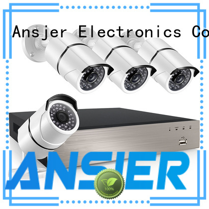 Ansjer cctv camera 5mp poe camera wholesale for office