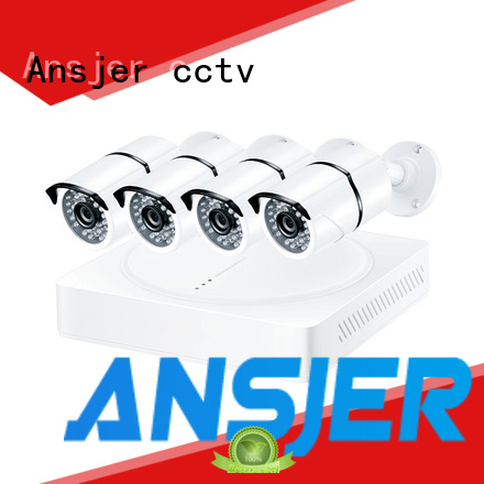 durable 4k surveillance camera wholesale for home Ansjer cctv