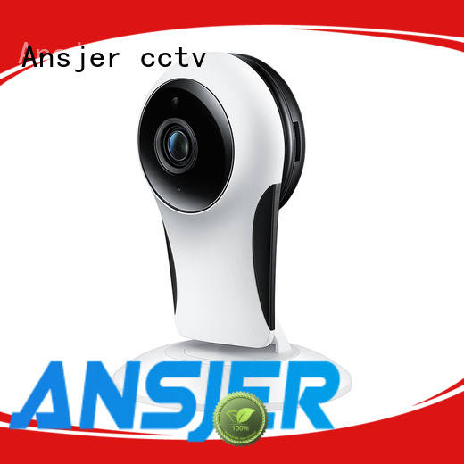 Ansjer cctv durable outdoor ip camera wifi wholesale for surveillance