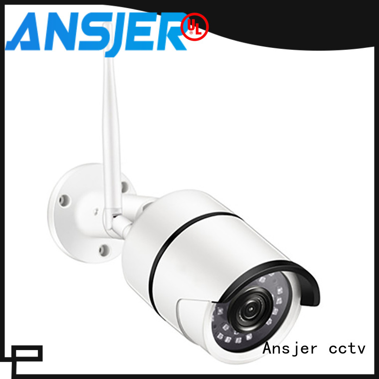 Ansjer cctv durable best wireless ip camera wholesale for surveillance