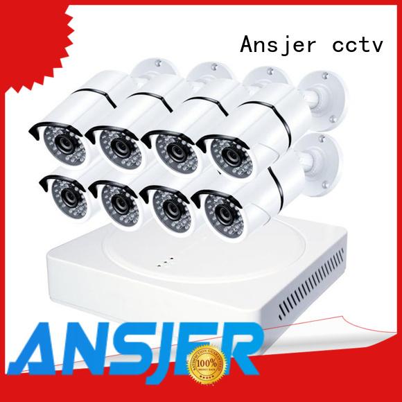 ultra 5mp bullet camera supplier for surveillance Ansjer cctv