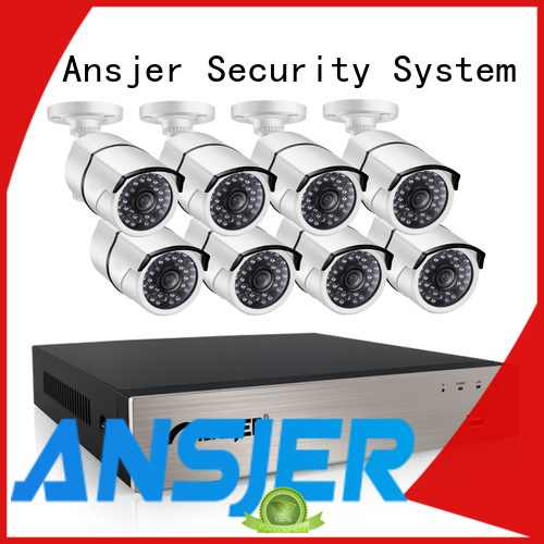 Ansjer cctv email ip camera 5mp poe manufacturer for office