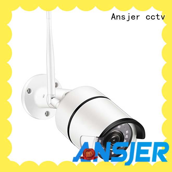 Ansjer cctv best ip security camera supplier for surveillance