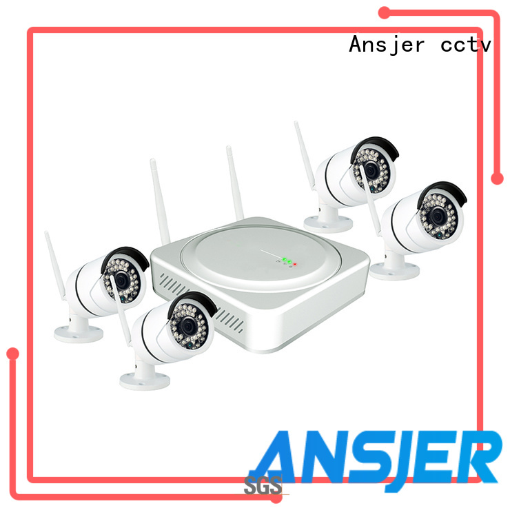 Ansjer cctv 5mp wireless security camera manufacturer for surveillance